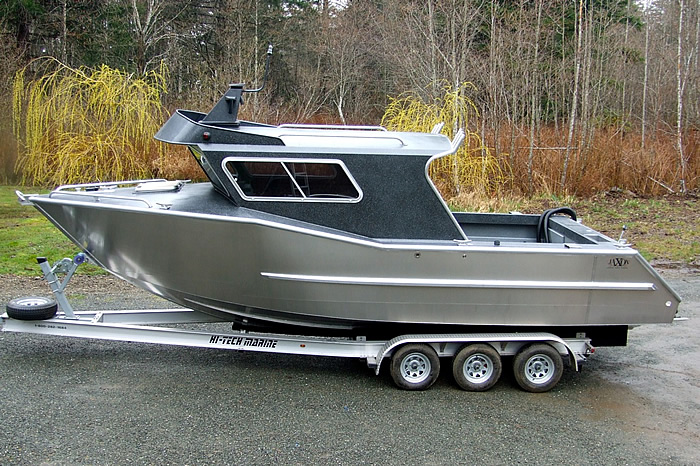 Jaxon Craft Custom-Built Deep V Offshore Sport Fishing Boats ...