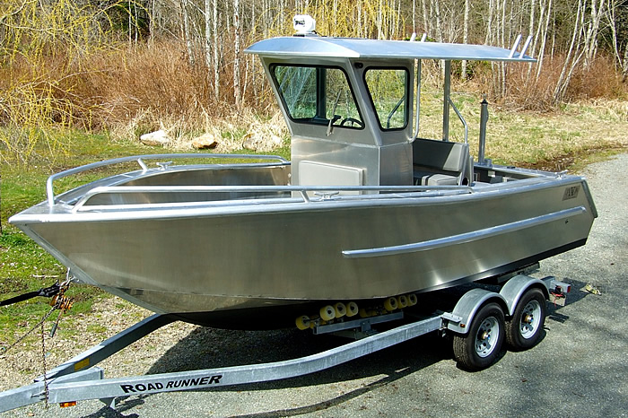 JXC 22 Offshore Dual Center Console